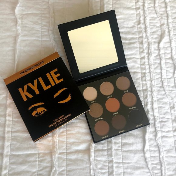 Kylie Cosmetics Other - Kylie Cosmetics The Bronze Palette